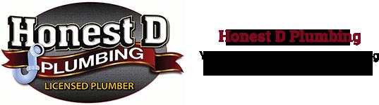 Honest D Plumbing Logo